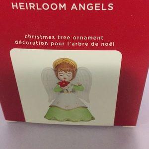 Hallmark Keepsake ornament 2020 Heirloom angels